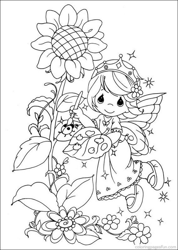 571x800 Precious Moments Coloring Pages Colouring