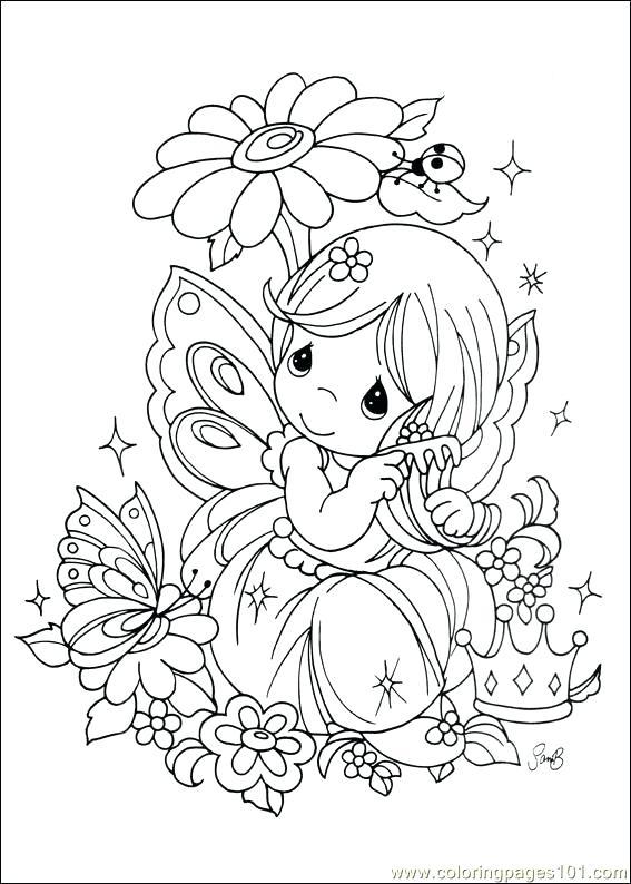 567x794 Precious Moments Free Coloring Sheets Printables Kids Coloring