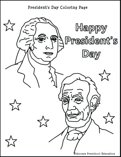 386x500 President Coloring Pages Us Presidents Coloring Pages Page