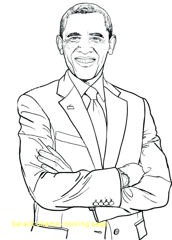 600x840 President Coloring Pages With Facts