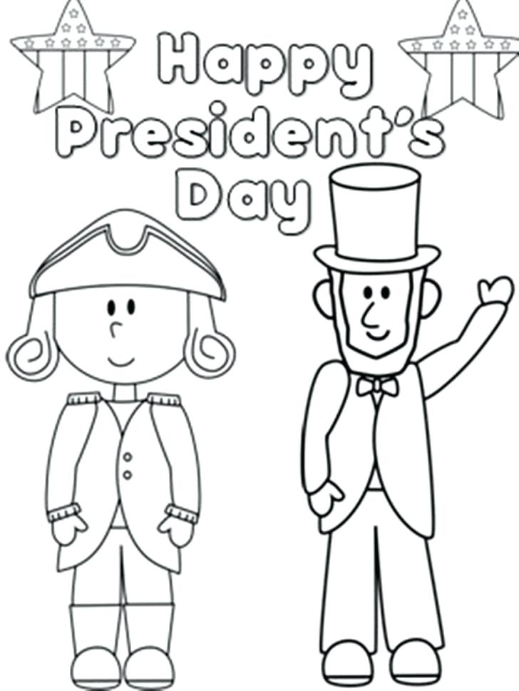 728x969 Presidents Day Coloring Page Presidents Coloring Pages Coloring