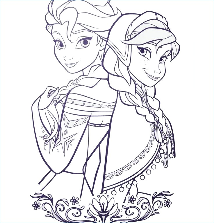 Free Print Coloring Pages Disney
