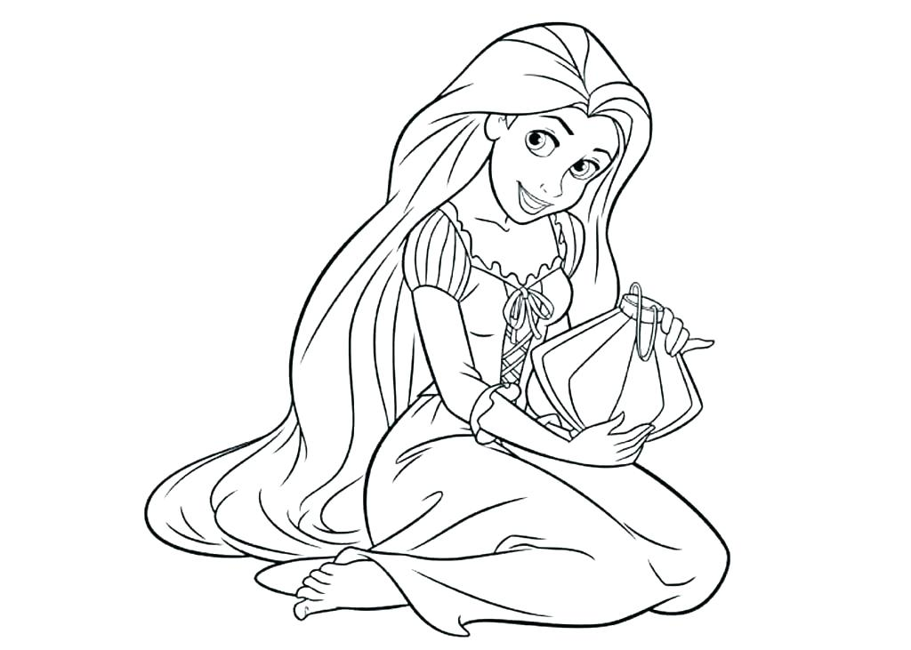 1024x731 Disney Printables Coloring Pages Mermaid Printable Coloring Pages