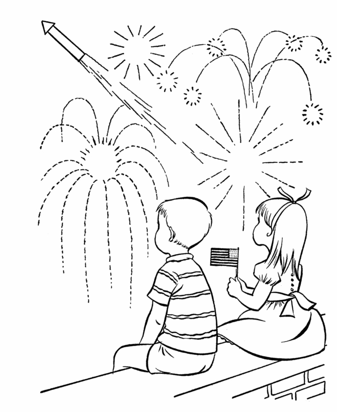 670x820 Fourth Of July Coloring Pages Fresh Th July Coloring Pages Summer