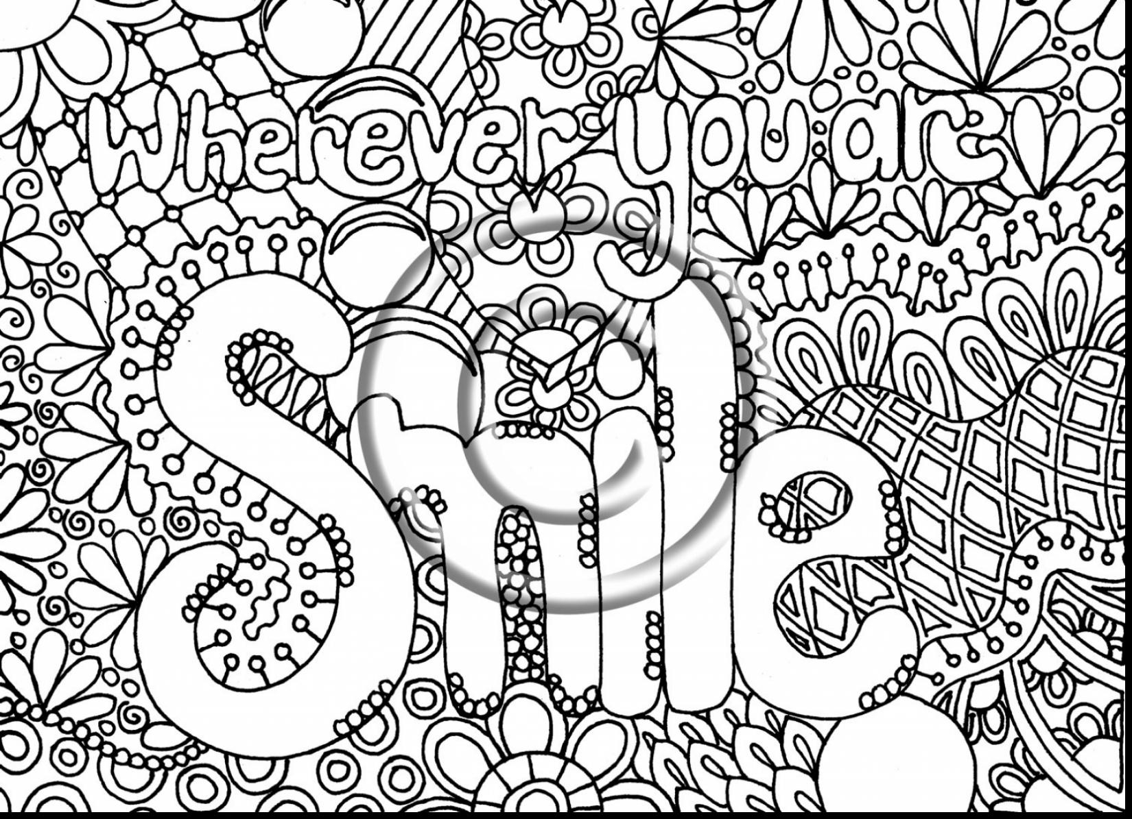 1650x1195 Best Of Fantastic Printable Abstract Coloring Pages With Printable