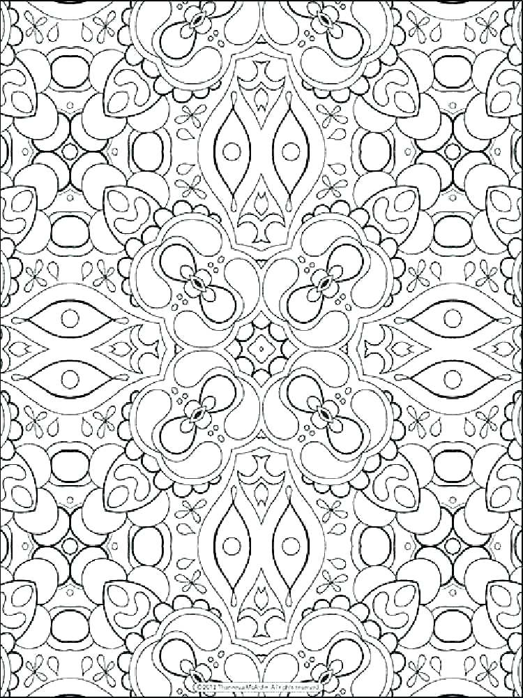 750x1000 Free Abstract Coloring Pages Free Abstract Coloring Pages Abstract