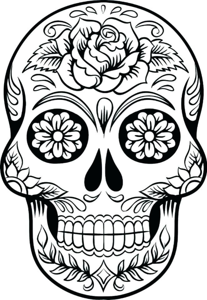 663x960 Free Printable Mandala Coloring Pages For Adults