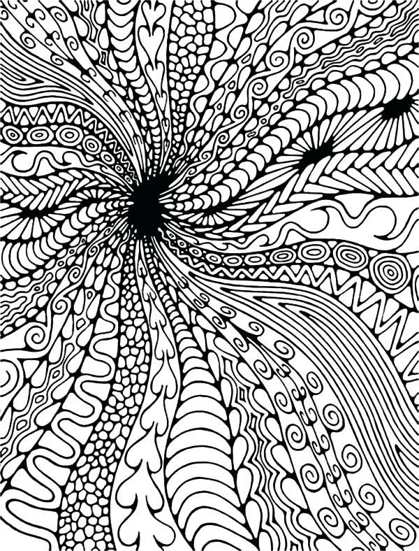 Free Printable Abstract Coloring Pages at GetDrawings.com | Free for ...