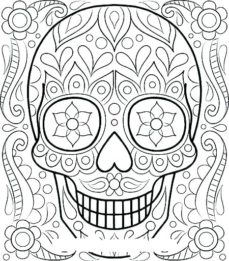 450x513 Abstract Coloring Pages Free Printable Abstract Coloring Pages