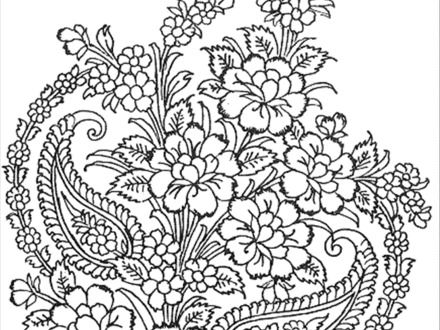 Free Printable Advanced Coloring Pages