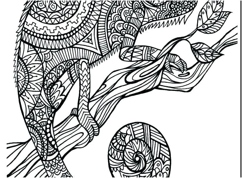 827x609 Coloring Pages Adults Printable Advanced Coloring Pages For Adults