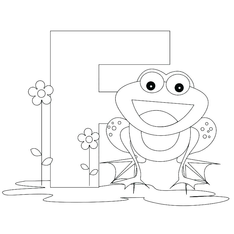 792x792 Free Printable Alphabet Coloring Pages Printable Alphabet Coloring