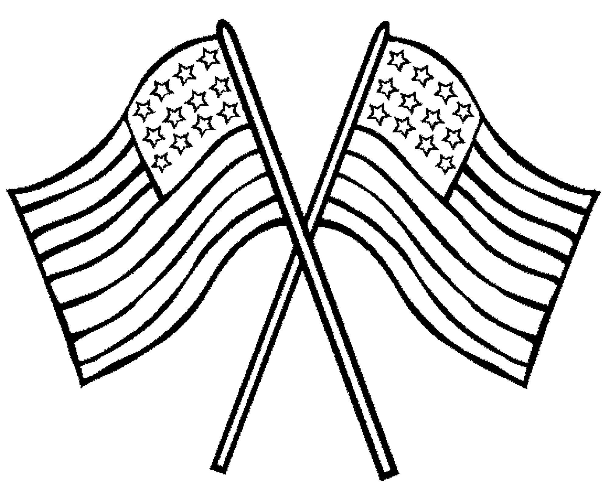 2000x1623 Awesome Free Printable American Flag Coloring Sheets Gulfmik