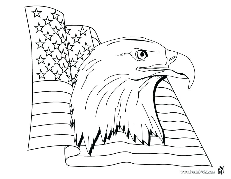 960x742 American Flag Coloring Page Flag Coloring Page Flag Coloring Pages