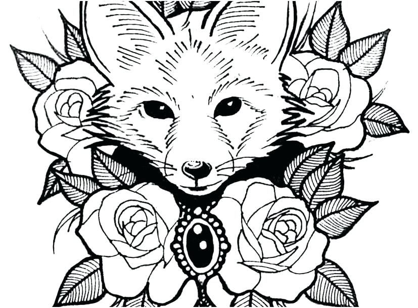 827x609 Contemporary Ideas Coloring Pages Animals Top Free Printable
