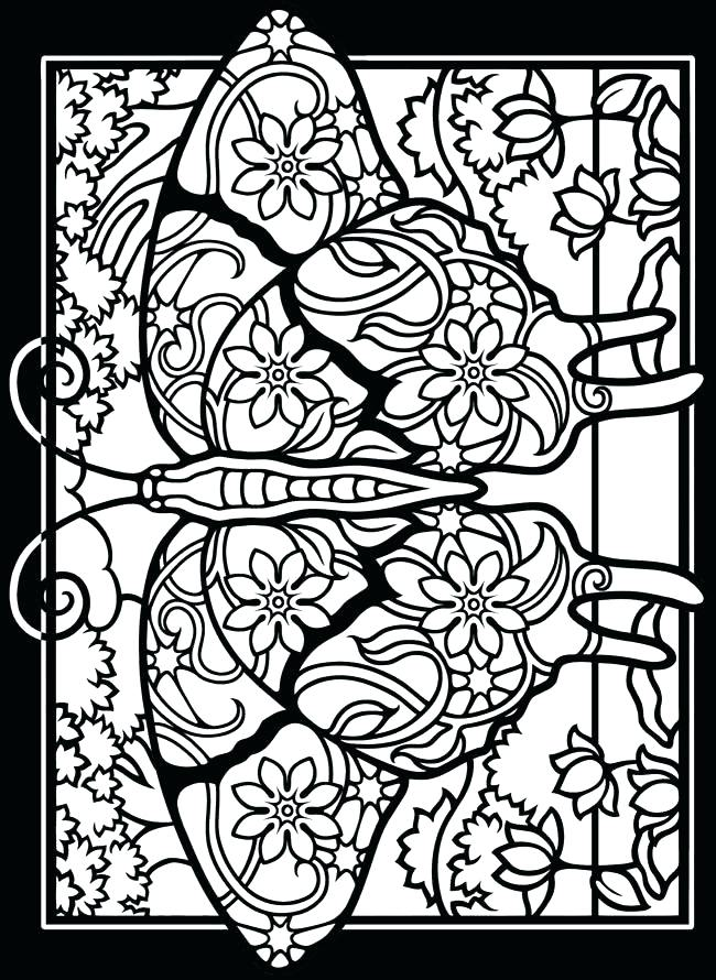 650x890 Art Deco Coloring Pages Creative Haven Art Sample Pages