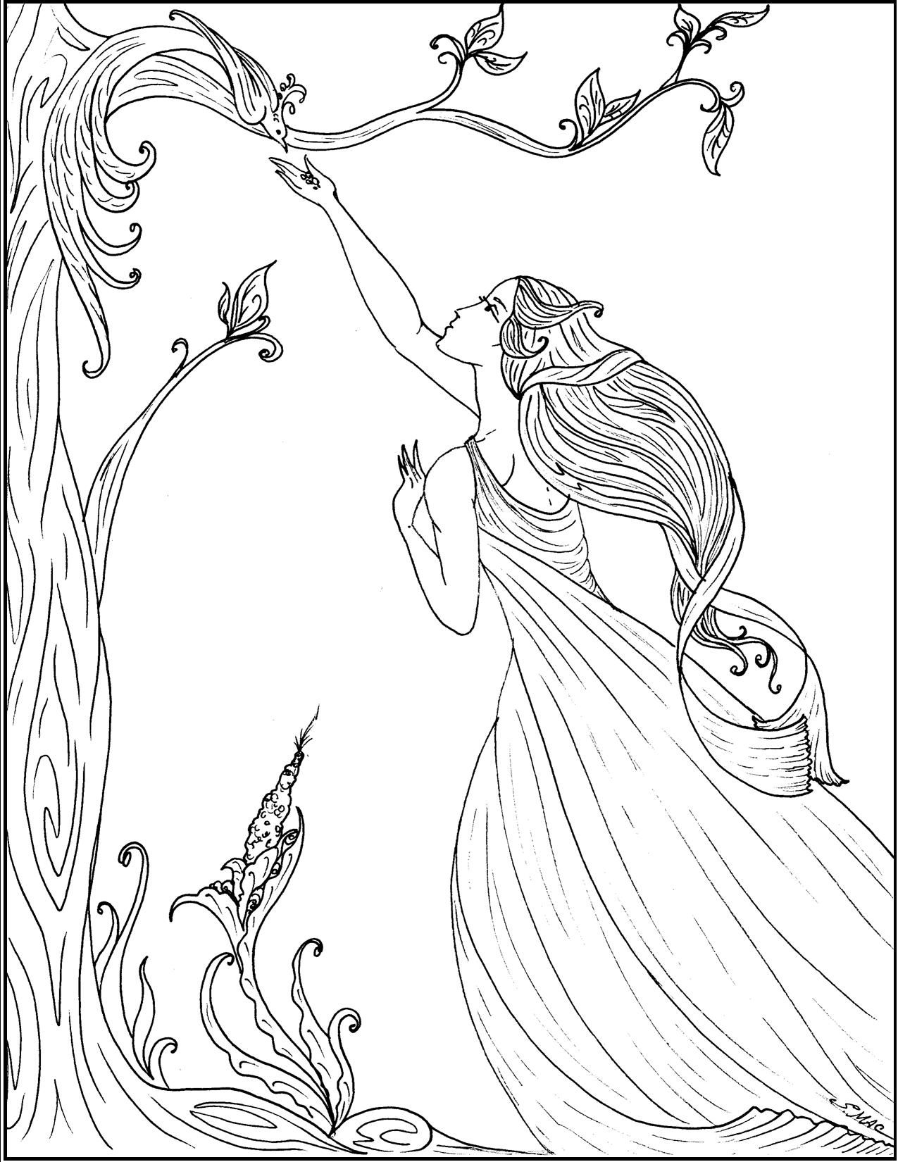 1275x1650 Coloring Pages For Children Is A Wonderful Activity That