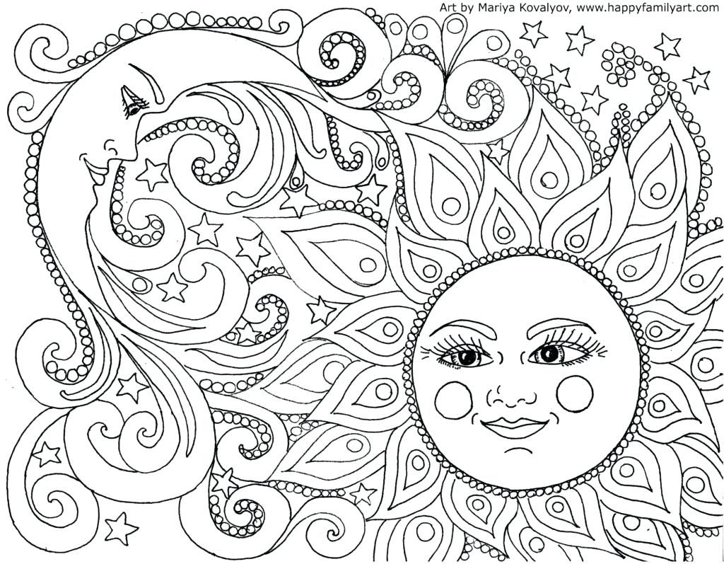1024x797 Coloring Page Art Nouveau Coloring Pages Adult Book In Deco