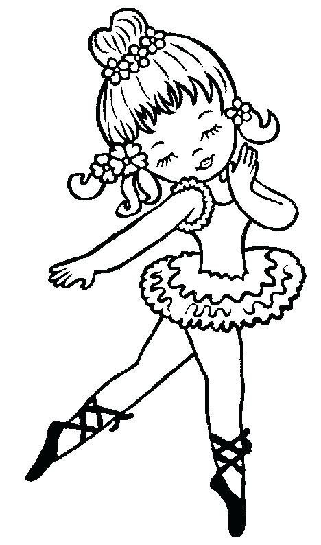 468x794 Coloring Pages Of Ballerinas Ballerina Coloring Pages Ballet