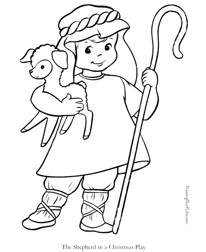 Free Printable Bible Coloring Pages For Preschoolers at ...