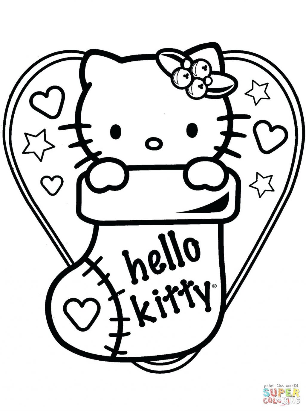 1024x1372 Coloring Pages Coloring Pages Of Hello Kitty Page Fun Free