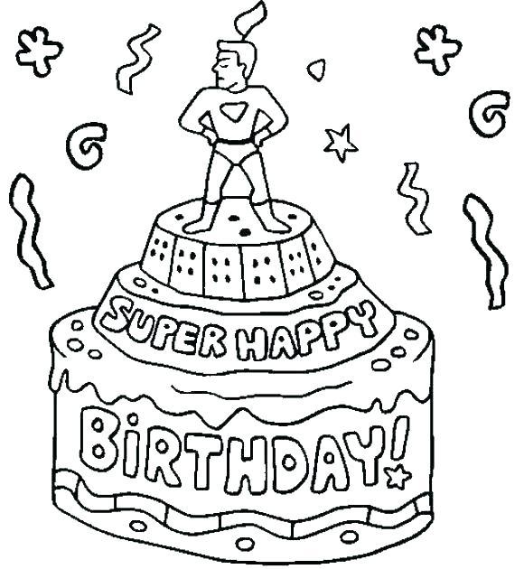 580x630 Free Printable Birthday Cards For Grandma