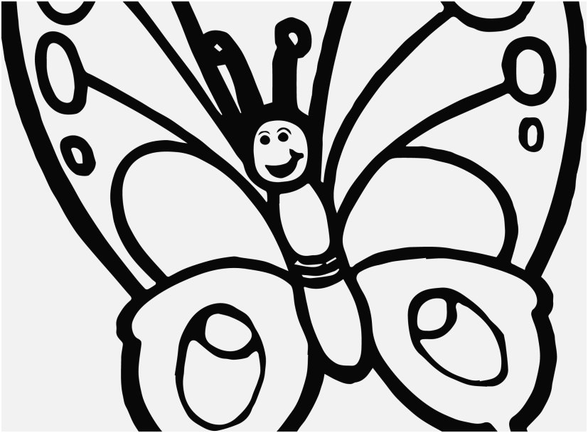 827x609 Butterfly Coloring Sheet Picture Butterfly Coloring Pages Simple