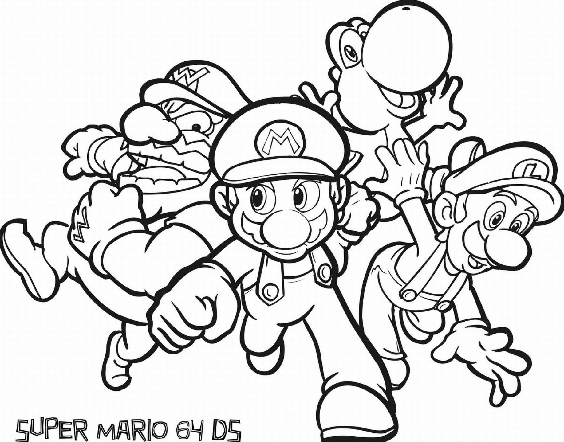1835x1439 Free Printable Cartoon Coloring Pages Educational Coloring Pages