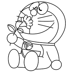 230x230 Cartoon Coloring Pages Free Printable Sheets For Kids