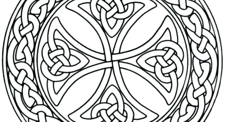 728x393 Knot Coloring Pages Perfect Knot Coloring Pages Kids Knot Coloring