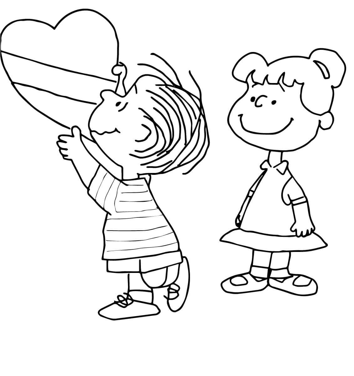 1131x1200 Charlie Brownristmas Coloring Page Thanksgiving Pages To Print