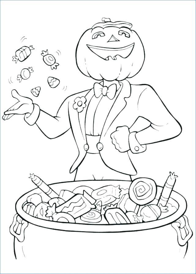 640x895 Free Peanuts Halloween Coloring Pages Charlie Brown Printable