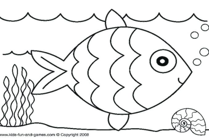 678x456 Printable Childrens Coloring Pages Preschool Coloring Activities
