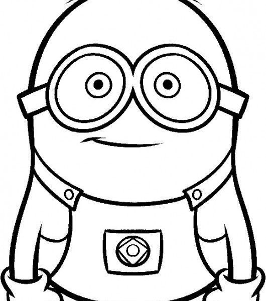 530x600 Printable Childrens Pictures Coloring Page