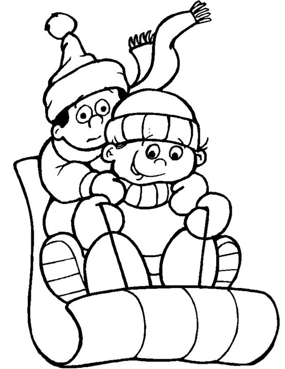 556x720 Printable Winter Coloring Pages Winter Coloring Pages Coloring