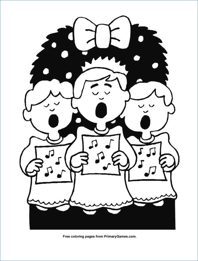661x869 Printable Christian Christmas Coloring Pages