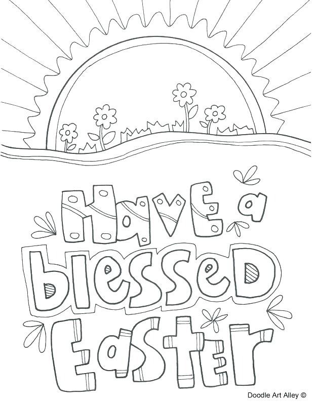 Free Printable Christian Coloring Pages For Preschoolers at ...