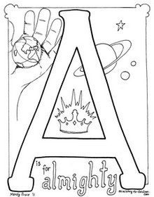 Free Printable Christian Coloring Pages For Preschoolers