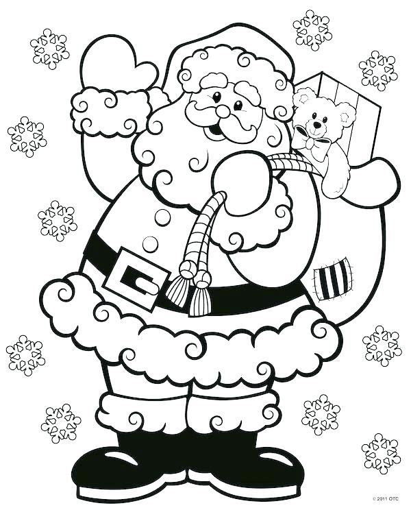 600x744 Preschool Christmas Coloring Pages Coloring Pages Preschool Wreath