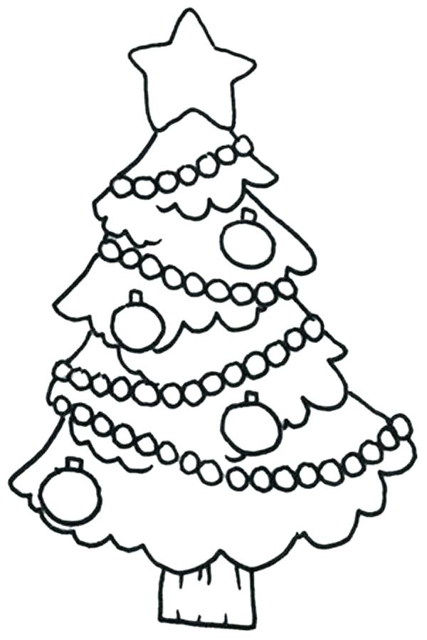 600x899 Christmas Ornament Coloring Page Free Printable Ornament Coloring