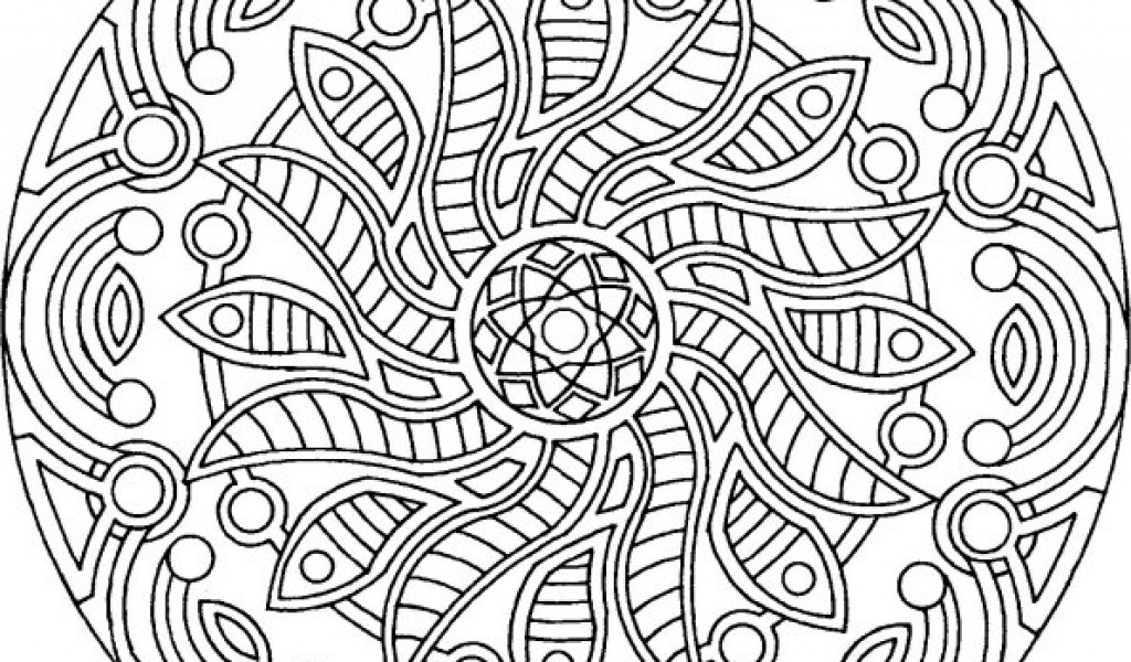Free Printable Coloring Pages For Adults Advanced At Getdrawings Com