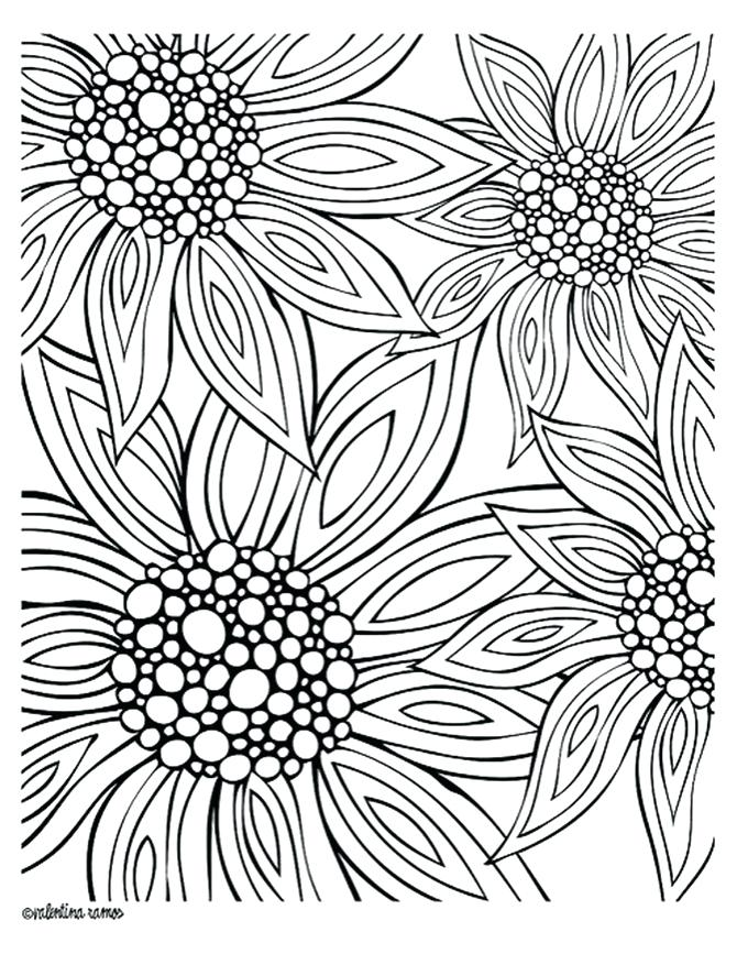 670x867 Free Printable Coloring Pages For Adults Also Free Printable