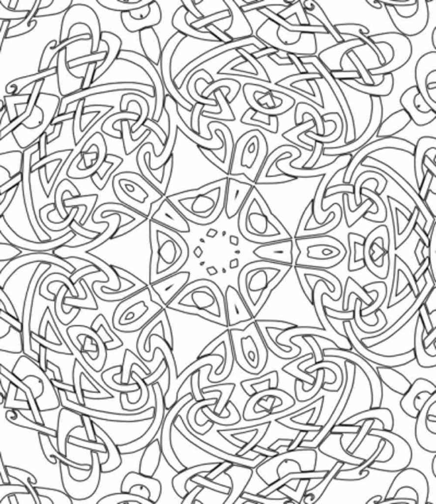 887x1024 Free Printable Coloring Pages For Adults Only