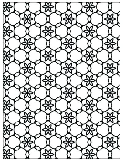 404x524 Geometric Printable Coloring Pages Free Printable Coloring Pages