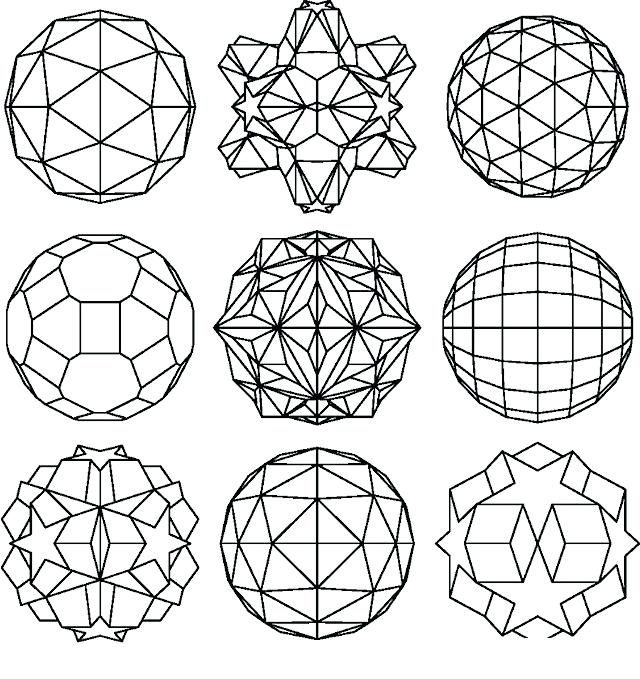 640x679 Good Free Printable Coloring Pages For Adults Geometric Or View