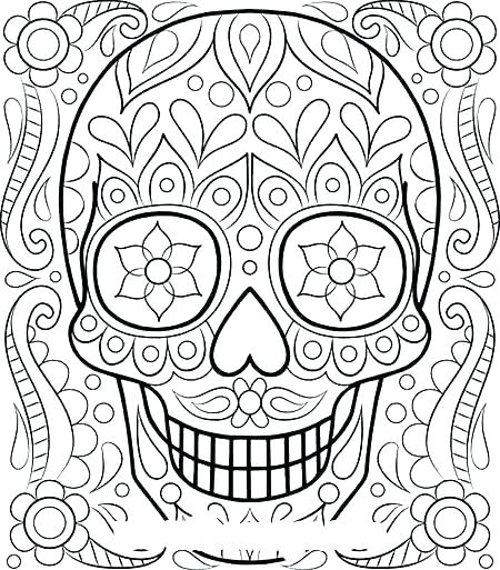 Free Printable Coloring Pages For Adults Pdf At Getdrawings Free Download