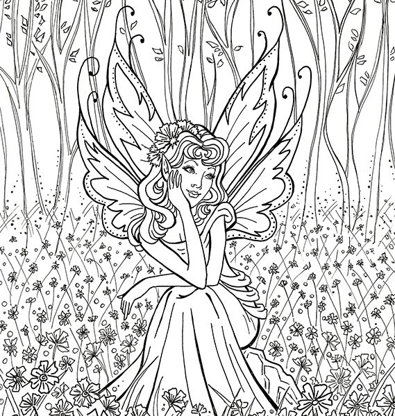 Free Printable Coloring Pages For Adults Pdf at GetDrawings