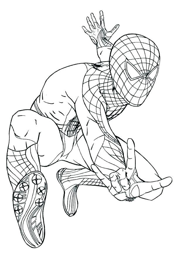 618x874 Free Printable Spiderman Coloring Pages Kids Coloring Batman