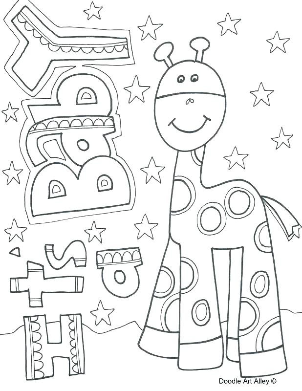 618x800 Printable Baby Coloring Pages Professional
