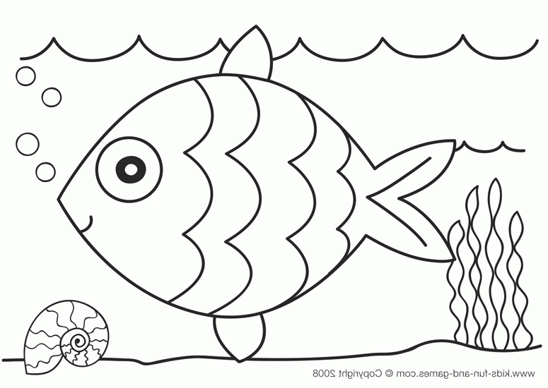 Top 25 Free Printable Preschool Coloring Pages Online | 550x775